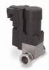 Solenoid vacuum valve; in-line, NW16, aluminum, 110 VAC -- GO-79302-88