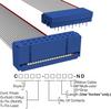 Rectangular Cable Assemblies -- C3APS-2018G-ND -Image