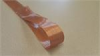 Ultra Flexible DaFlex Silicone Hi-Temp IDC Flat Ribbon Cable -- 2609 -Image