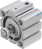 Short-stroke cylinder -- AEVC-50-10-A-P-A -Image