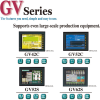 GV - Series Touch Screens -- GV52