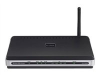 D-Link DSL-2640B ADSL2/2+ Modem with Wireless Router - wireless router -- DSL-2640B