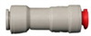 A4VC4-MG - CHECK VALVE, ACETAL BODY, push-to-connect, 1/4'' tube OD -- GO-01379-89