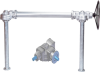 Dual Shaft Bevel Gear Operator -- DSB Range - Image