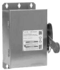 Single Throw Safety/Disconnect Switch -- DH364UWK