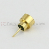 SMP Male Limited Detent Hermetically Sealed Connector .135 inch Pin Terminal Solder Attachment -- SC5292