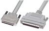 Ultra SCSI Cable, .8mm Male / HPDB68 Male, 0.5m -- SZA00002-05M - Image