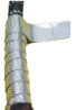 EMI Shielding Tape, SnCu Mesh/Aluminum Foil, Adhesive Backed -- Zip-Mesh®-Al