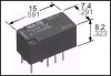 Slim Profile Signal Relay -- TX-D