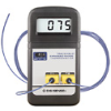 Digi-Sense Calibrated Expanded Range Dual-Input Thermometer, Type K, Celsius -- GO-37803-94