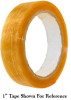 Anti-Static Transparent Tape -- 1662-10 -- View Larger Image