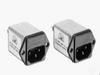 66-67-BFF/66-67-BFS Series Power Entry Module -- 66-XXX-040-1-11 -Image