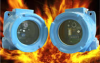 Explosion Proof Photoeye Sensor -- IRB-EXP