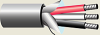 Three Conductor Shielded Cable -- 5578-CL