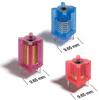 """Unicoil"" 10 mm Tunable RF Inductors -- 143-14J12L -Image"