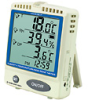 Digi-Sense Digital Thermohygrometer with Dew Point and Memory Card -- GO-37804-21
