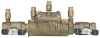 Bronze Double Check Valve Assemblies -- Series 2000B - Image