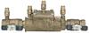 Bronze Double Check Valve Assemblies -- Series 2000B - Image