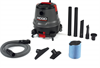 12 Gallon Industrial Motor-On-Bottom Wet/Dry Vac