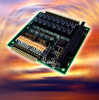 Isolated Digital Input and Relay Output Card -- 104-IIRO-16E -- View Larger Image