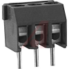 Terminal Block Connector; Screw; 3; 26-16 AWG; 7 A; 300 V; 0.138 in.; 0.25 in. -- 70211868