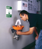 1750 Series Eye/Face Washes - Wall-mounted, stainless steel bowl > UOM - Each -- G1750