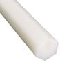 Quadrant Nylon 101 Hexagonal Bar (Annealed) -- 47521