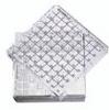 5026-0909 - Thermo Scientific Nalgene PC Storage CryoBox, 81 x 1-2 mL Vials; 4/Pk -- GO-06754-55