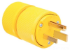Straight Blade Power Plug -- D0651