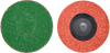 Merit Zirc Plus ZA Coarse TR (Type III) Quick-Change Cloth Disc -- 08834167107 -- View Larger Image