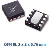 0.4-1.2 GHz High Linearity, Active Bias Low Noise Amplifier -- SKY67101-396LF - Image