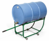 Cradle for Justrite Horizontal Drum Safety Cabinet -- DRM273 - Image