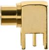 MMCX Circuit Board Angle Jack -- MMCX-PCBAJ