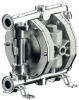 AODD Stainless Steel ASTRAFOOD Pumps -- DFA50 C