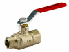 Full Port Ball Valve - M X F NPT -- 424