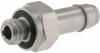 10-32 External Thread to Barb Fitting -- MH-1012-TI (Titanium)