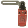 GSS Series, Safety Limit Switch, 1NC/1NO Direct Opening, Snap Action, Hinge Mount, 1/2 NPT, EN50047, Zinc Die-cast, Silver Contacts -- GSCA01S1