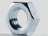 Jam Nut Steel 8 Zinc DIN439B, M7X1.0 -- M50113