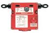 TP Series Rocker Switch, 2 pole, 3 position, Screw terminal, Flush Panel Mounting -- 2TP12-21 - Image