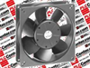 EBM PAPST 5114N ( AXIAL FAN, 135MM, 24VDC; SUPPLY VOLTAGE:24V; CURRENT TYPE:DC; FAN FRAME SIZE:135MM; EXTERNAL DEPTH:38MM; NOISE RATING:48DBA; FLOW RATE - IMPERIAL:147.1CU.FT/MIN; FLOW RATE - METRI... -- View Larger Image