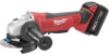 MILWAUKEE M18 4-1/2 CUT-OFF/GRINDER KIT -- Model# 2680-22