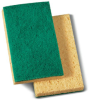 Medium-Duty Scrubbing Sponge -- 50021