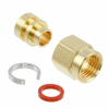 Coaxial Connectors (RF) -- H122696-ND -- View Larger Image