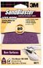 3M SandBlaster Sanding Sponge 80 Grit - For use with Mouse MS 500K - 54913 -- 051111-54913