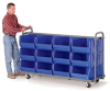 AKRO-MILS Heavy-Duty Bin Carts -- 7279200