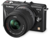 Panasonic Lumix DMC-GF2K Black 12.1mp 3x 14-42mm Standard Zoom Lens Kit 3D Digital Camera -- DMC-GF2KK