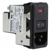 Power Entry Connectors - Inlets, Outlets, Modules -- 4-6609106-9-ND -Image