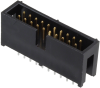 Rectangular Connectors - Headers, Male Pins -- H123819-ND -Image