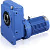 Parallel Shaft Helical Gearbox -- Cyclo® HBB