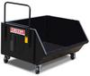 Low Profile Dumping Chip Cart -- X44 Series